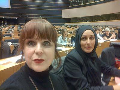 Christine McNaught & Noreen Bukhari